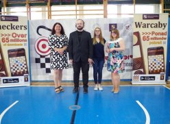 21st European Children and Youth Championship in Draughts