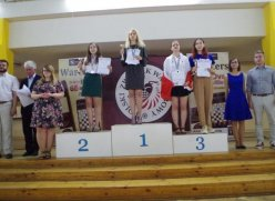 Final of the European Children and Youth Championship in Draughts