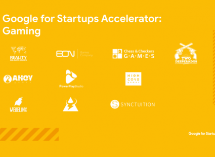 Chess&Checkers Games in Google for Startups Accelerator: Gaming